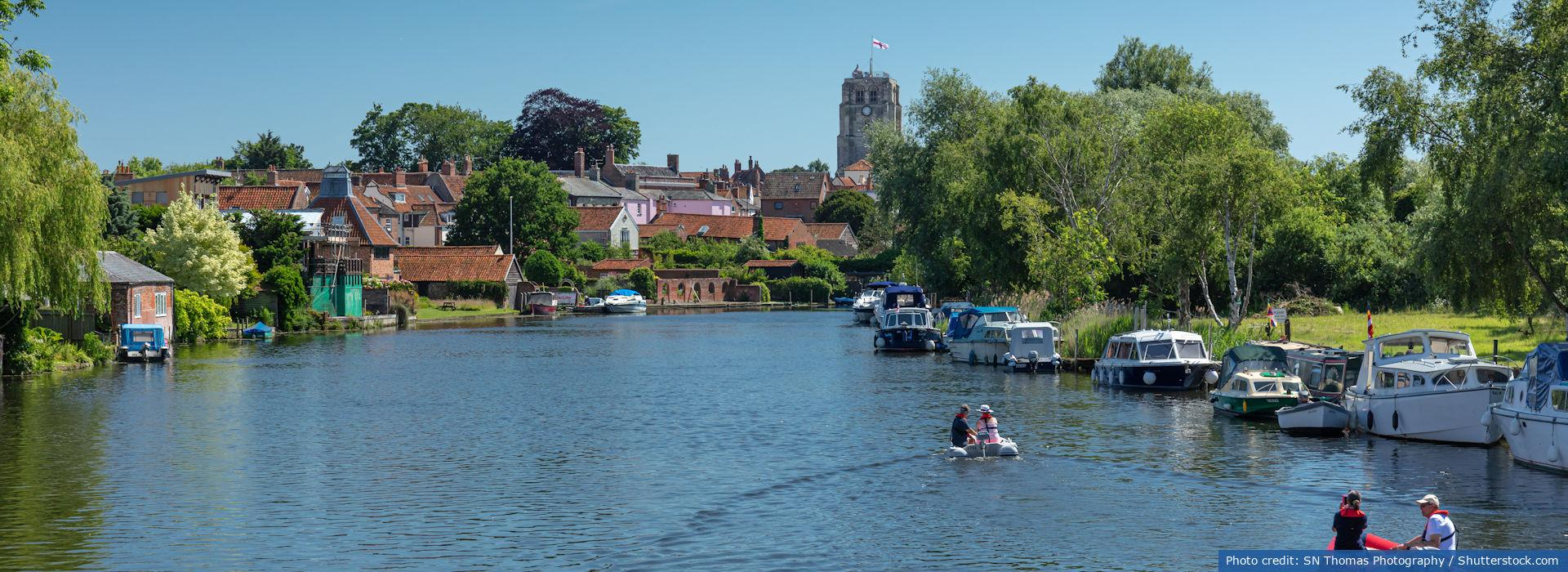 Beccles, Photo credit: SN Thomas Photography / Shutterstock.com